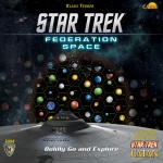 Catan: Star Trek - Federation Space map set