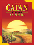 Catan 5th Ed. 5-6 Player Extension
