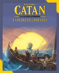 Catan 5th Ed. Explorers and Pirates 5-6 Player Extension