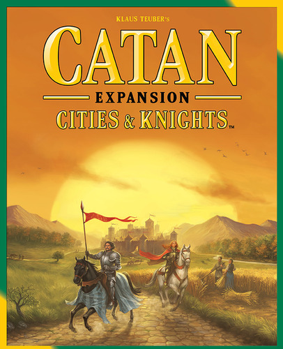 Catan 5th Ed. Cities & Knights