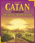 Catan 5th Ed. Traders and Barbarians