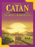 Catan 5th Ed. Traders and Barbarians 5-6 Player Extension