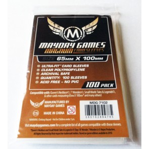 Card Sleeves Magnum - 7 Wonders