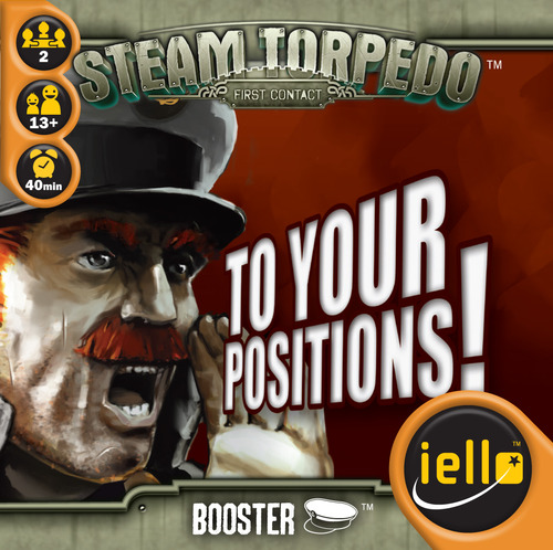 Steam Torpedo: To Your Positions!