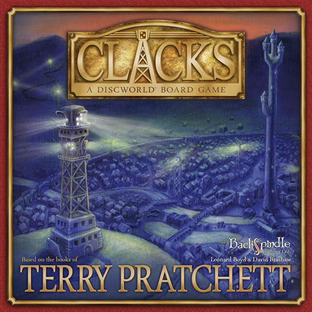 Clacks: A Discworld Game