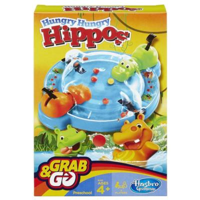 Grab and Go Hungry Hungry Hippos