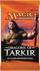 Magic the Gathering: Dragons of Tarkir - Booster Pack