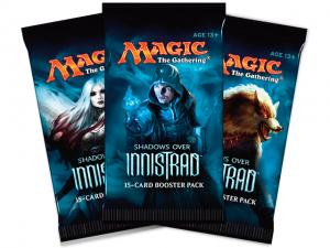 Magix the Gathering: Shadows Over Innistrad - Booster