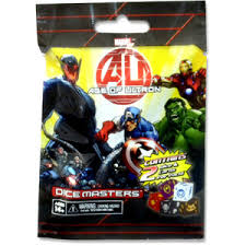 Dice Masters: Age of Ultron - Booster