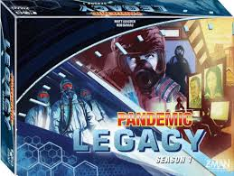 Pandemic: Legacy - Season 1 (Blue)