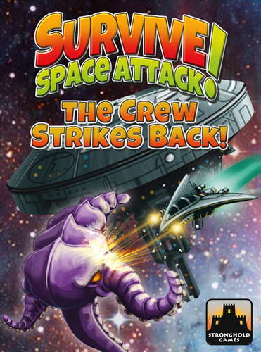 Survive Space Attack: The Crew Strikes Back