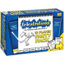Telestrations: Party Pack