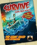 Survive: Escape From Atlantis! The Giant Squid