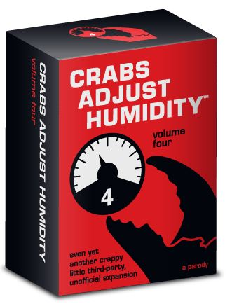 Crabs Adjust Humidity Vol 4
