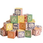 Uncle Goose ABC Blocks: French