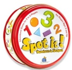Spot It- Numbers & Shapes