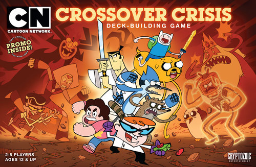 Cartoon Network Crossover Crisis