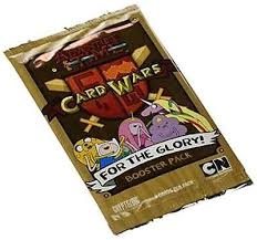 Adventure Time Card Wars: For the Glory Booster