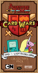 Adventure Time Card Wars: BMO Vs. Lady