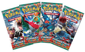 Pokemon XY Furious Fists: Booster Pack