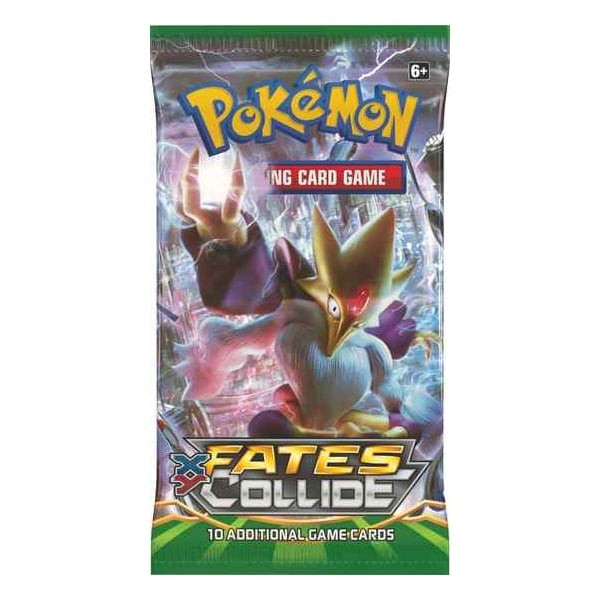 Pokemon XY Fates Collide Booster