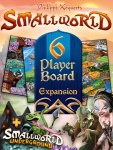 Small World 6 Player Board Expansion