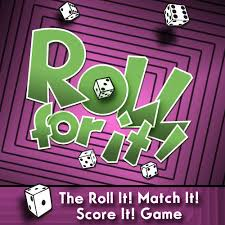 Roll for it! Purple