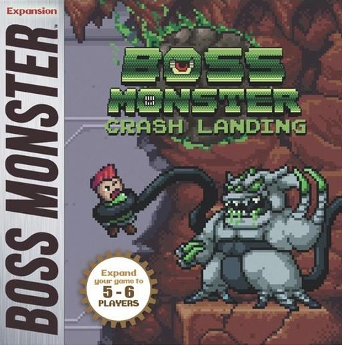 Boss Monster: Crash Landing 5-6 Player
