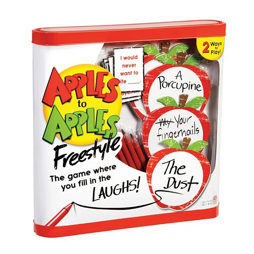 Apples to Apples Freestyle