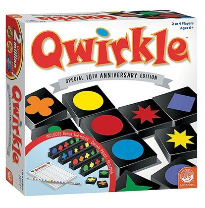 Qwirkle 10th Anniversary