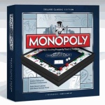 Monopoly Deluxe Wooden Edition