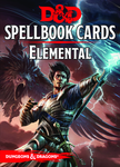 D&D Spellbook Cards: Elemental