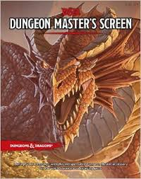 D&D 5th Edition: Dungeon Master's Screen