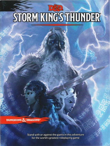 D&D 5th Edition: Storm King's Thunder