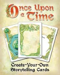 Once Upon a Time: Create Your Own Cards