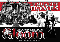 Gloom: Unhappy Home - 2nd Edition