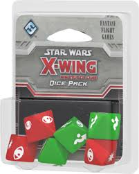 Star Wars X-Wing: Dice Pack