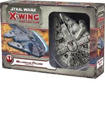 Star Wars X-Wing: Millenium Falcon
