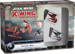 Star Wars X-Wing: Imperial Aces